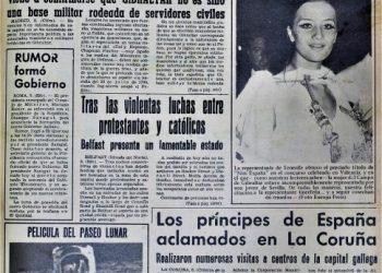 Diario Área, 6 de agosto de 1969.
