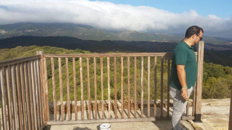 Visita a la Torre de Botafuegos