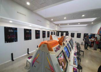 Salón recreativo en el Auditorio Felipe VI