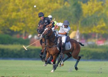 La Indiana vs. Bardon Polo Team