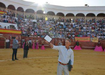 Ruiz Miguel saluda al público sanroqueño