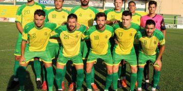 Once de la Unión Deportiva Los Barrios