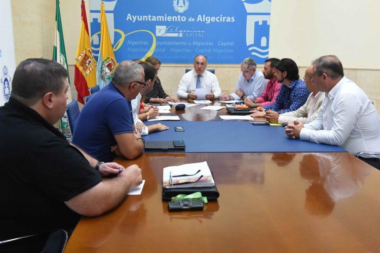 Reunión del consejo de administración de Algesa