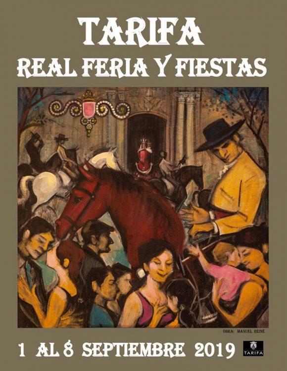 Cartel de la Feria de Tarifa 2019