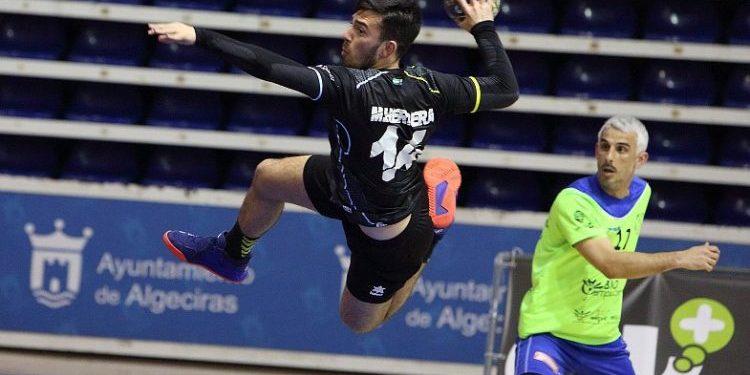 Mario Herrera, en una imagen aportada por el club