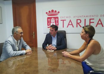 Reunión de Lozano con Ruiz y Moya en Tarifa
