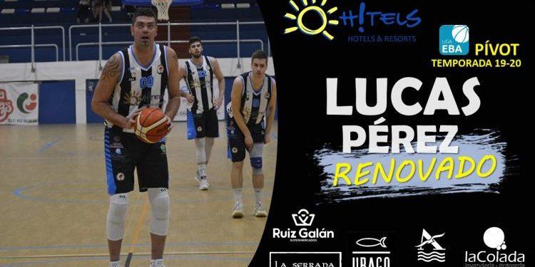 Lucas Pérez, renovado
