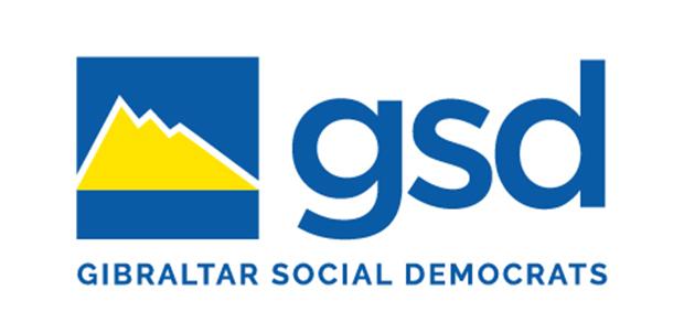 Logo del Gibraltar Social Democrats