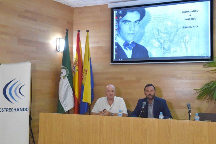 Javier Rodríguez Ros, junto a Patricio González, en imagen de archivo