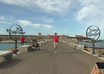 Los turistas podrán fotografiarse en un entorno único