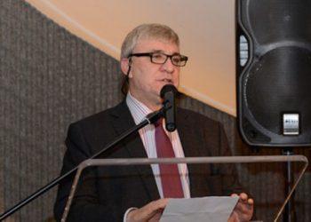 Steven Linares Ministro de Deportes de Gibraltar