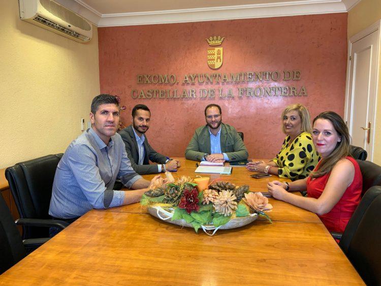 Reunión del vicepresidente en Castellar