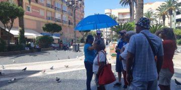 Visita guiada en la Plaza Fariñas