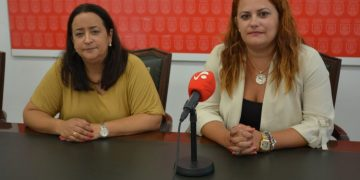 María Collado y Mónica Córdoba