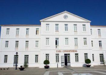 Imagen de archivo de la fachada del Ayuntamiento de San Roque
