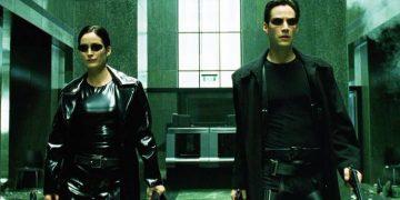 Icónica imagen de 'Matrix'