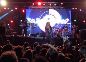 Exitoso concierto de Medina Azahara