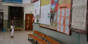 Belén Jiménez visitó las instalaciones del centro