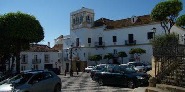 Centro de San Roque casco.