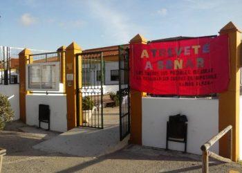 Colegio Blas Infante en Casares