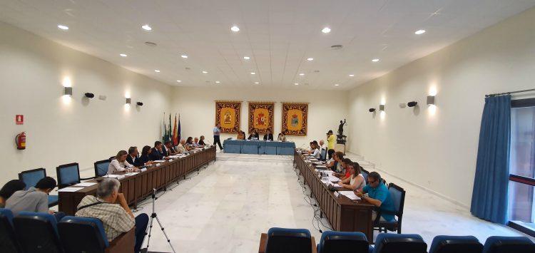 Pleno Ordinario de septiembre en el Palacio de Congresos de Estepona