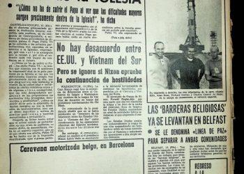 Diario Área, 11 de septiembre de 1969.