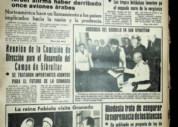 Diario Área, 12 de septiembre de 1969.