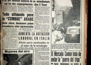 Diario Área, 16 de septiembre de 1969.