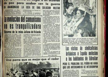 Diario Área, 17 de septiembre de 1969.