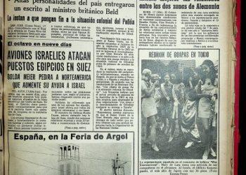 Diario Área, 18 de septiembre de 1969.