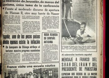 Diario Área, 23 de septiembre d e 1969.