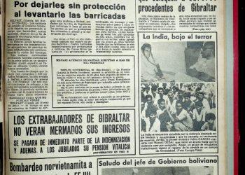 Diario Área, 30 de septiembre de 1969.