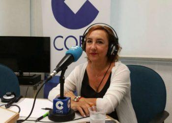 Ana Isabel Villagómez, Fiscal Antidroga en Andalucía.