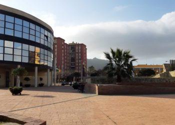 Fachada del Ayuntamiento de La Línea de la Concepción
