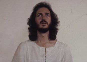 Camilo Sesto en su interpretación como Jesucristo Superstar