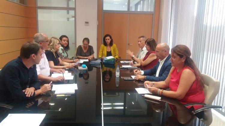 Reunión del Consejo de Gestión de la Gerencia de Urbanismo