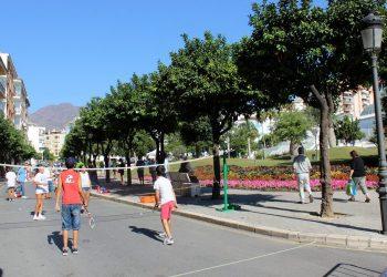 Actividades en la calle