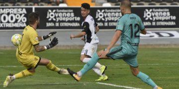 Un lance del Badajoz - Algeciras. José Vicente Arnelas