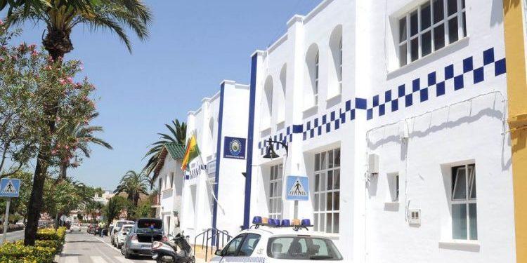 Jefatura de la Policía Local de Los Barrios.