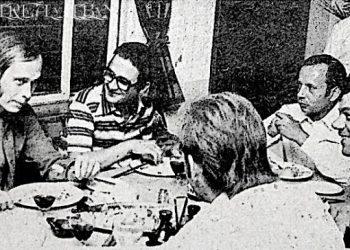 Historia gráfica de La Línea (10-09-1976)