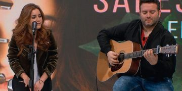 Marta Soto, en concierto acústico
