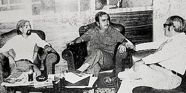 Historia Gráfica de La Línea, 9 de septiembre de 1973.