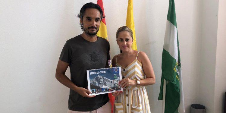 Israel García Delgado y May Gallego