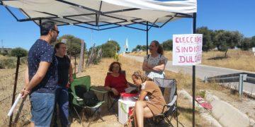 Trabajadoras de Dulcinea