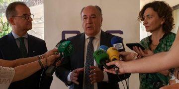 José Ignacio Landaluce, alcalde de Algeciras
