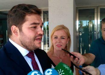 Miguel Rodríguez, Delegado Territorial de Turismo, Regeneración, Justicia y Administración Local.