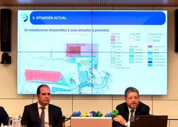 Presentación del Plan Director de la APBA.