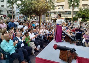 VI Pasarela del Bolero en Algeciras.