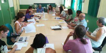 Reunión del Plan Local de Salud de Los Barrios