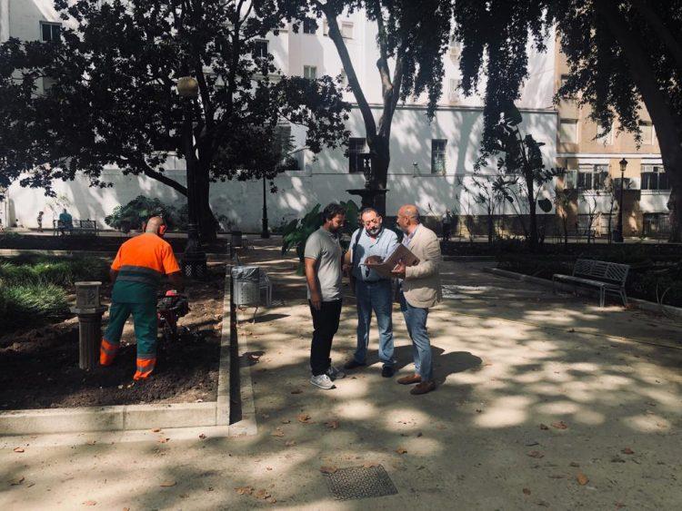 Visita al Parque María Cristina